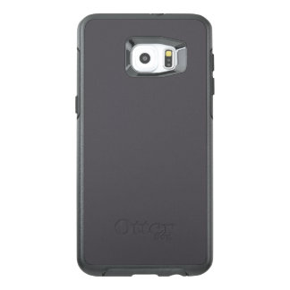 Blackened Pearl Grey Colour OtterBox Samsung Galaxy S6 Edge Plus Case