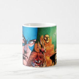 Blackest Night Comic Panel 2 - Color Basic White Mug