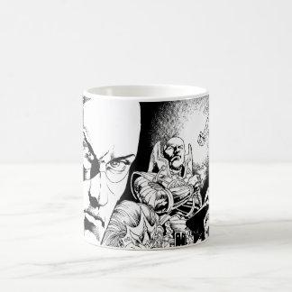 Blackest Night Comic Panel 2 Basic White Mug
