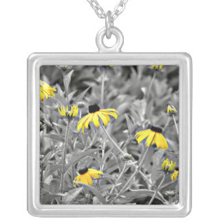 Blackeyed Susans Necklace