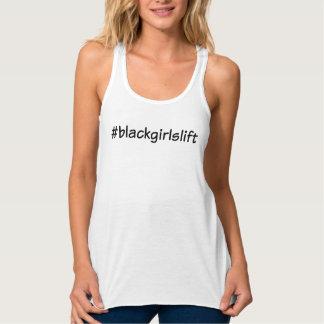 #blackgirlslift Bella Flowy Racerback Tank Top