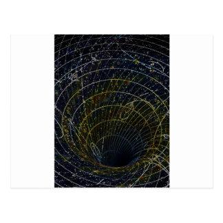 blackhole postcard