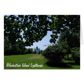 Blackistone Island Lighthouse Notecards Card