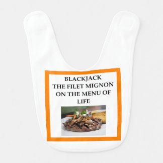 BLACKJACK BIB