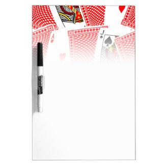 Blackjack Dry Erase Board