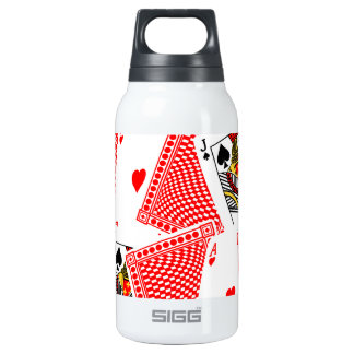 Blackjack Insulated Water Bottle