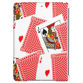 Blackjack iPad Air Cover
