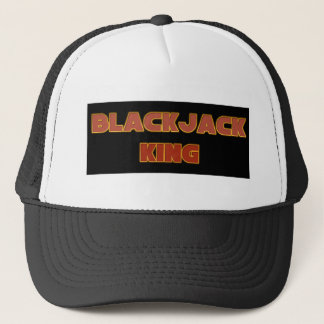 Blackjack King Trucker Hat