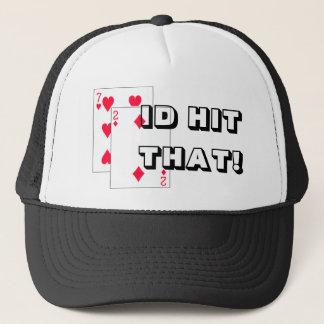 BlackJack Trucker Hat