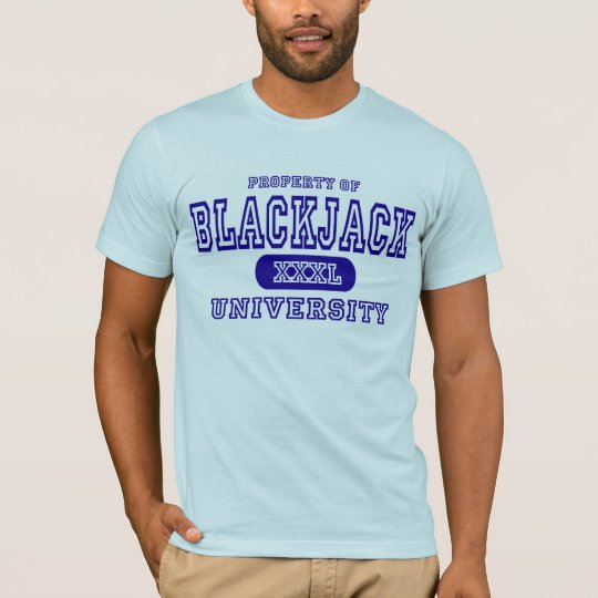 Blackjack University T-Shirt