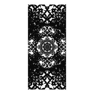 Blacklace Rack Card