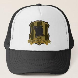 Blacklist FC Logo Trucker's Cap