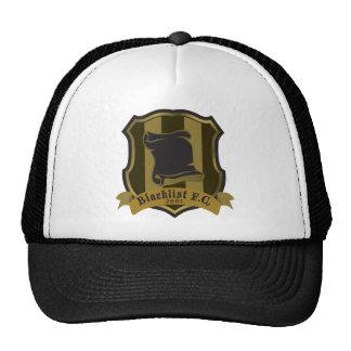 Blacklist FC Logo Trucker's Cap Trucker Hat
