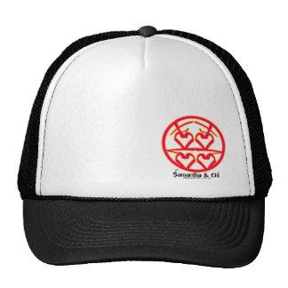 Blacklist FC - Samantha and Chi Trucker Cap Trucker Hat