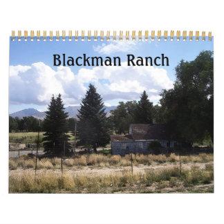 Blackman Ranch Life Calendars