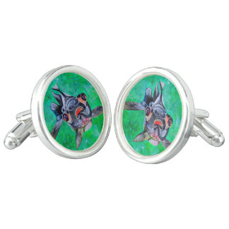 Blackmoor Goldfish Cufflinks