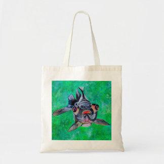 Blackmoor Goldfish Tote Bag