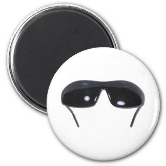 BlackoutGlasses051211 2 Inch Round Magnet