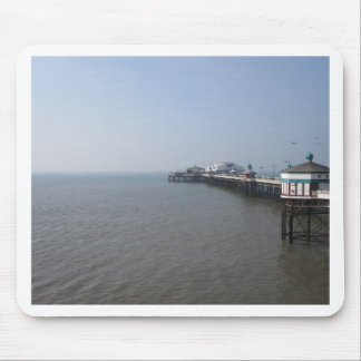 Blackpool Beach Mouse Pad