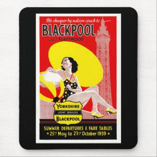 Blackpool Mouse Pad