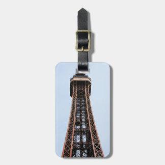 Blackpool Tower souvenir photo Luggage Tag