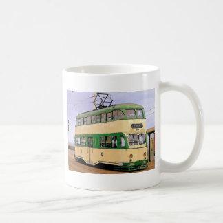 Blackpool Tram Coffee Mug