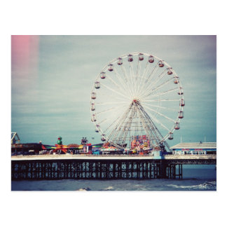 Blackpool (United Kingdom) Postcard