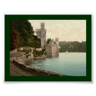 Blackrock Castle County Cork Poster