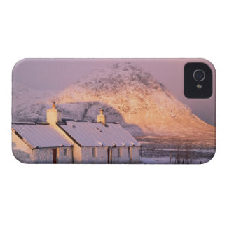 Blackrock Cottage, Glencoe, Highlands, Scotland 2 iPhone 4 Case