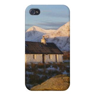 Blackrock Cottage, Glencoe, Highlands, Scotland 3 iPhone 4/4S Case