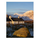 Blackrock Cottage, Glencoe, Highlands, Scotland 3 Postcard