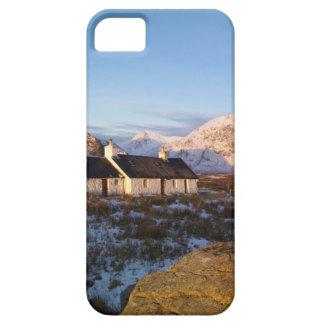 Blackrock Cottage, Glencoe, Highlands, Scotland iPhone 5 Covers