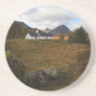 Blackrock Cottage, Glencoe, Scotland Coaster