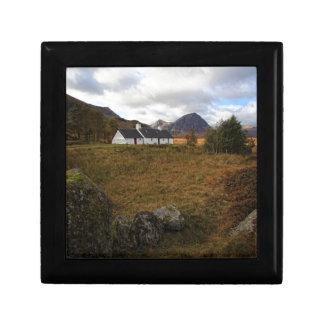 Blackrock Cottage, Glencoe, Scotland Gift Box