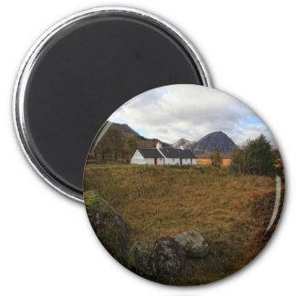 Blackrock Cottage, Glencoe, Scotland Magnet