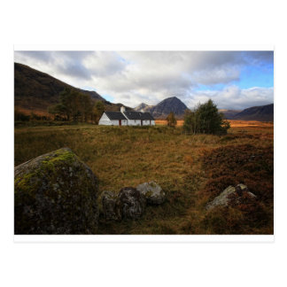 Blackrock Cottage, Glencoe, Scotland Postcard