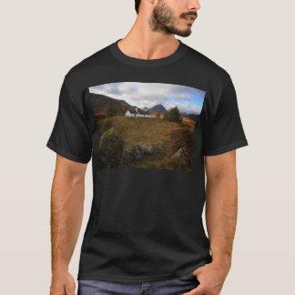 Blackrock Cottage, Glencoe, Scotland T-Shirt