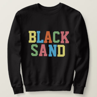 BLACKSANDCLOTHING MULTI COLOR CREWNECK SWEATSHIRT