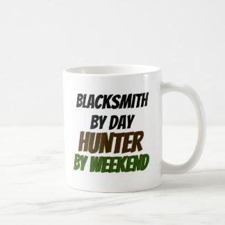 Blacksmith by Day Hunter by Weekend Coffee Mug
