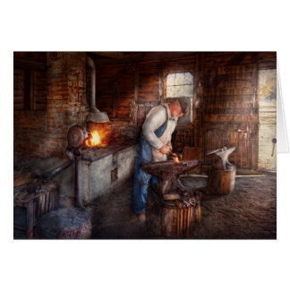 Blacksmith - The Smith Card