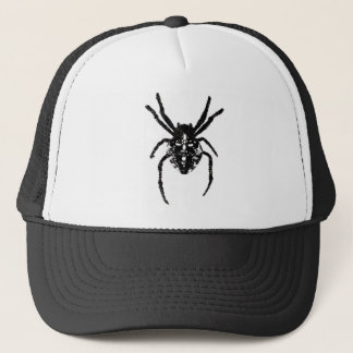 BlackSpider Trucker Hat