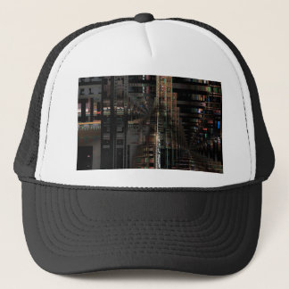 BlackTechnology Circuit Board Electronic Computer. Trucker Hat