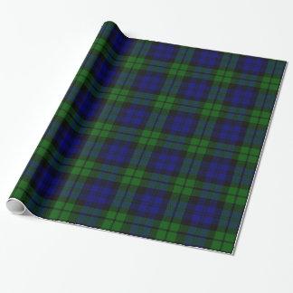 Blackwatch tartan Campbell clan