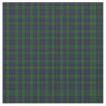 Blackwatch Tartan Fabric