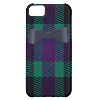 """Blackwatch"" tartan iphone case"