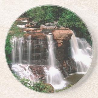 Blackwater Falls, West Virginia, scenic, Drink Coasters