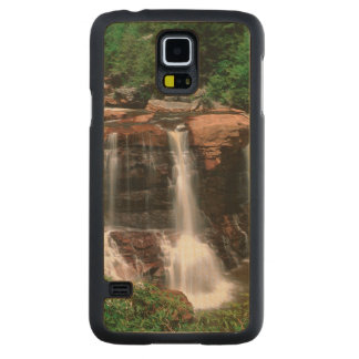Blackwater Falls, West Virginia, scenic, Maple Galaxy S5 Slim Case