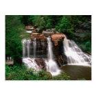 Blackwater Falls, West Virginia, scenic, Postcard