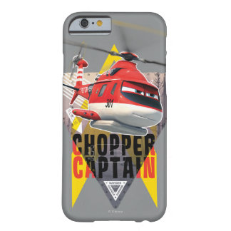 Blade Ranger Chopper Captain Barely There iPhone 6 Case