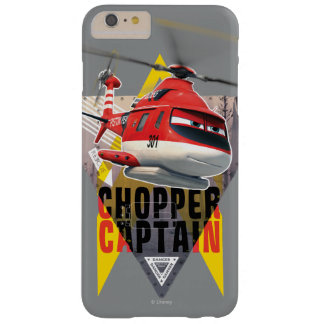 Blade Ranger Chopper Captain Barely There iPhone 6 Plus Case